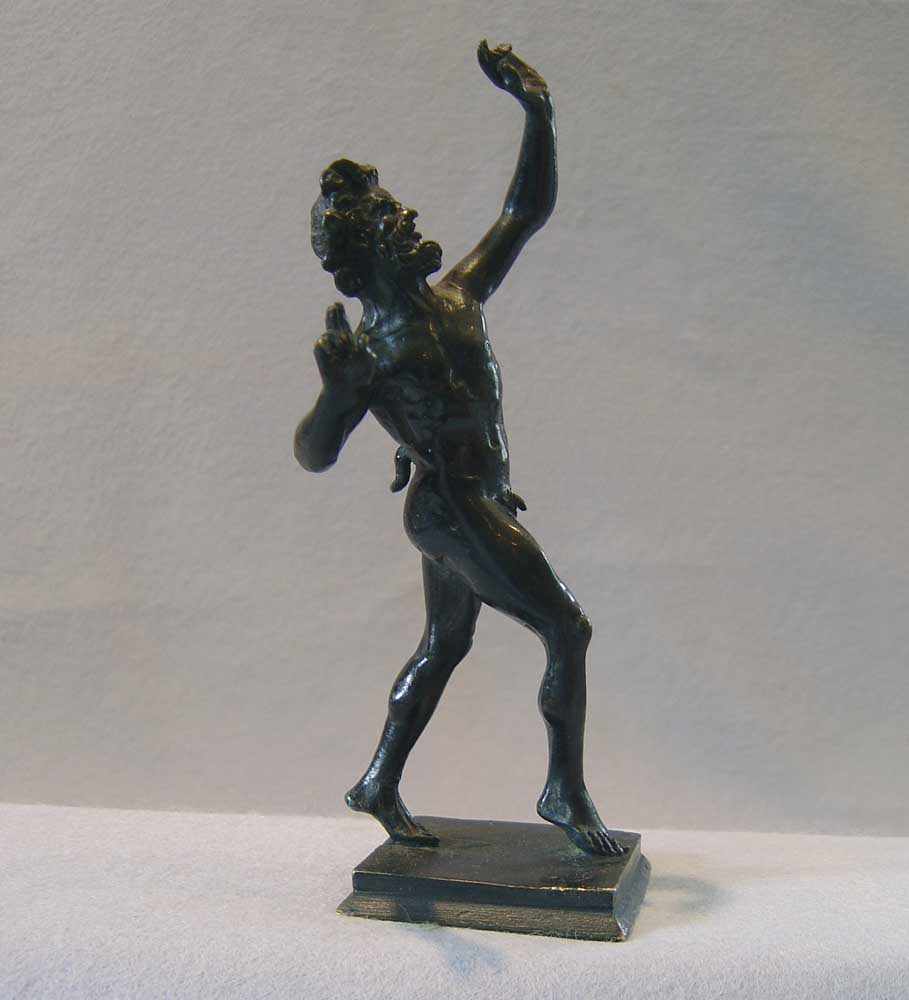 Antique Italian Grand Tour figure of the