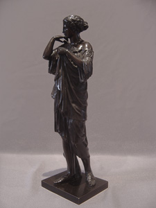 Italian Grand Tour bronze of the