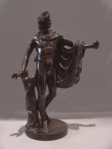 Italian antique Grand Tour bronze of