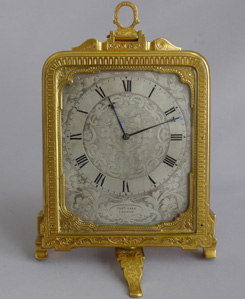 Antique Thomas Cole Strut Clock no. 1523