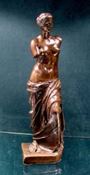 Bronze of Venus de Milo